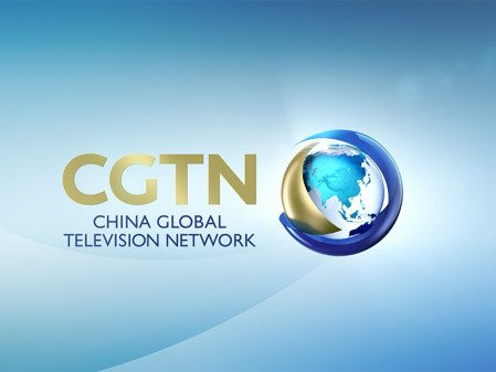 CCTV TV has changed its name to CGTN